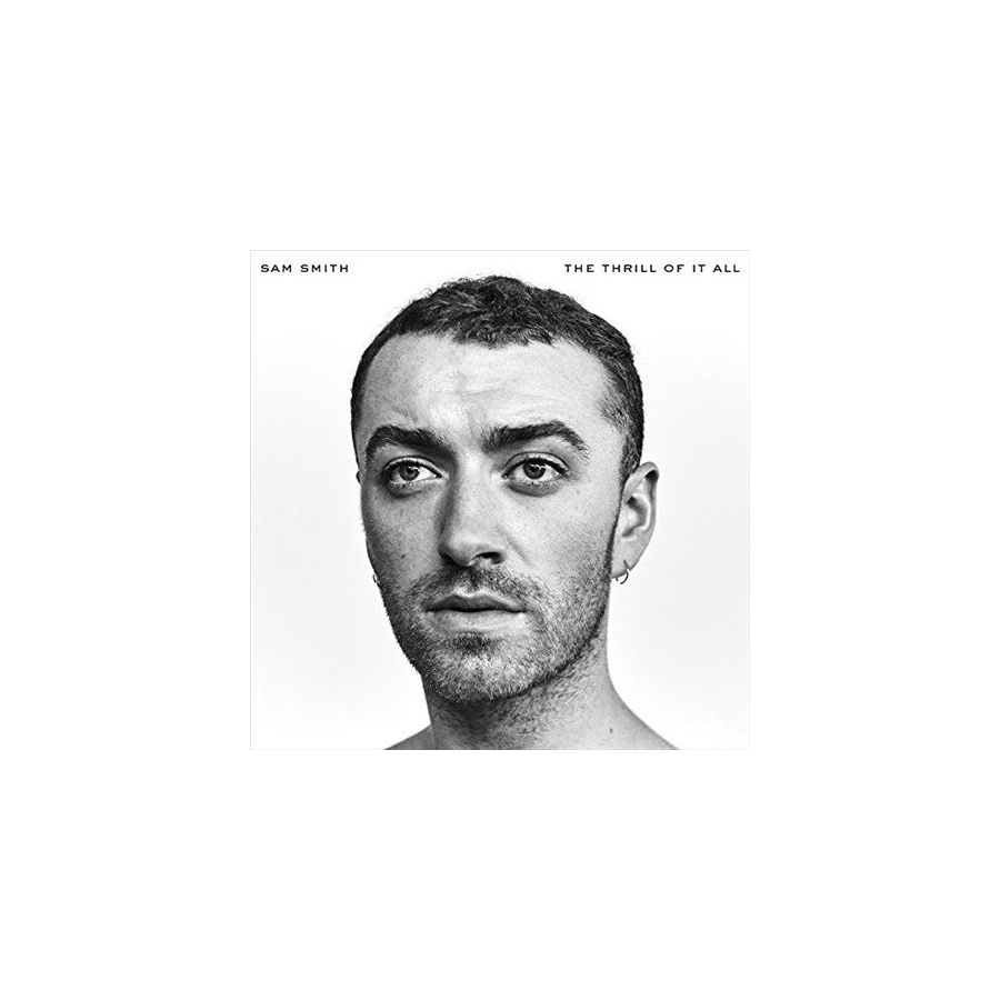Image For SAM SMITH--THRILL OF IT AL