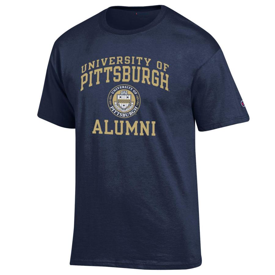 bfe14994d99e Champion Men s University of Pittsburgh Alumni T-Shirt