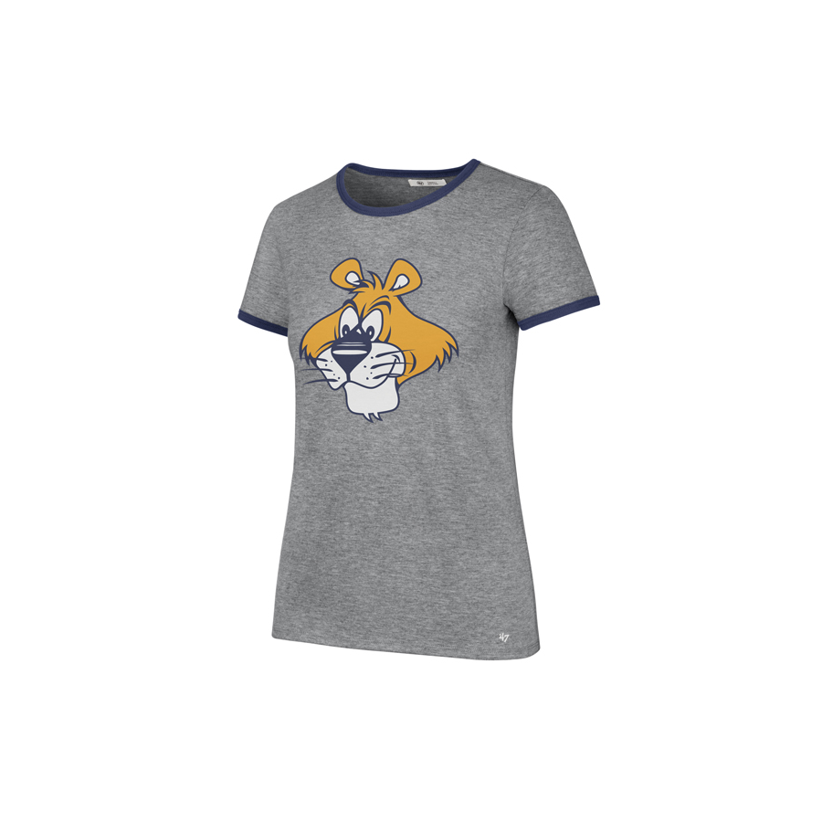 Image For 47 Brand Women's Ringer T-Shirt