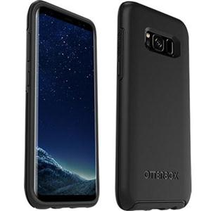 Image For Otterbox Symmetry Case for Galaxy S8 - Black