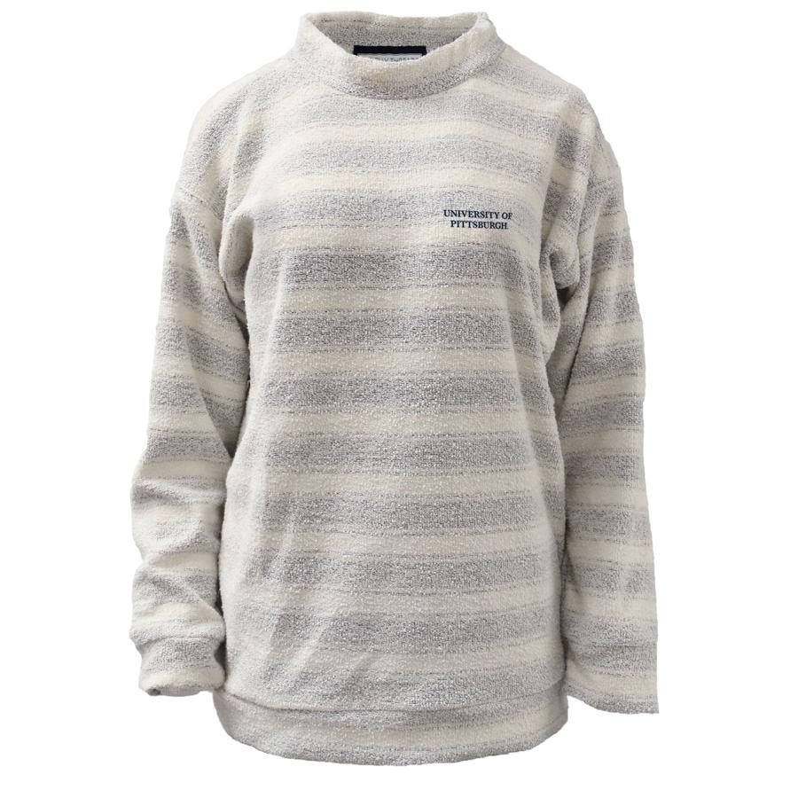 Woolly Women s Skipper Striped Sweatshirt 6a174bcbc