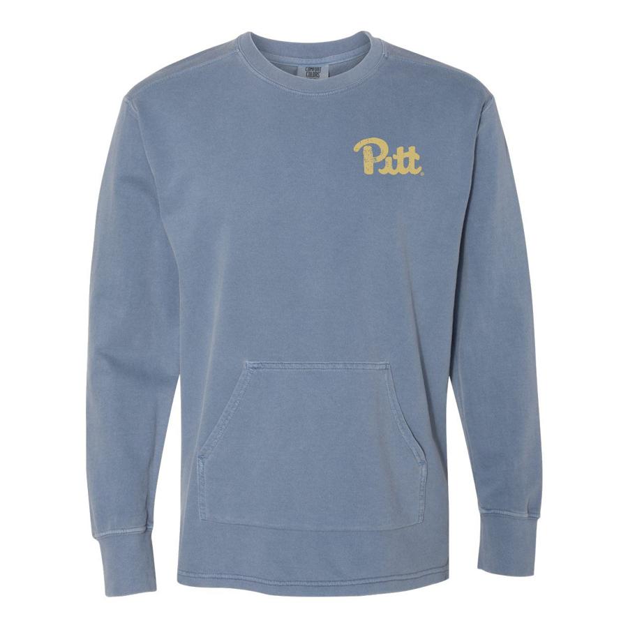 7c4041840a43 Summit Sportswear Men s Pitt Long Sleeve Sweatshirt