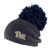 Cover Image For LogoFit Women's Rally Pom Beanie Hat