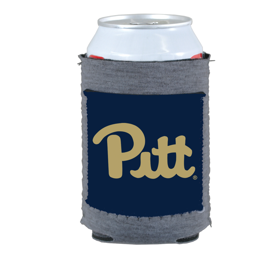 Image For CAN COOLER HEATHERED Charcoal