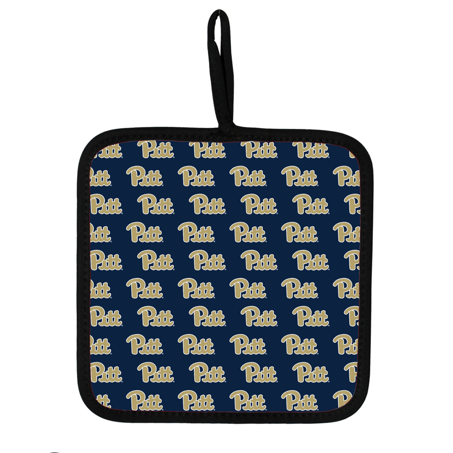 Image For PITT SCRIPT CAFE POT HOLDER
