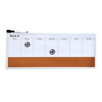 Image For Dry Erase Board Weekly Calendar