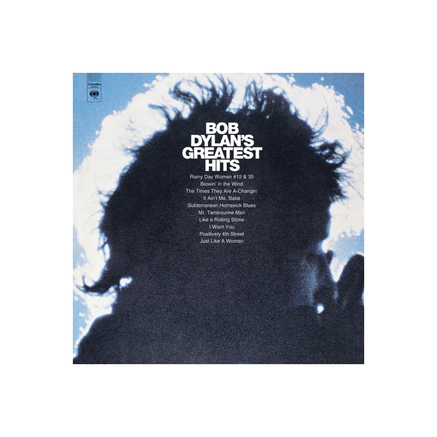 Image For BOB DYLAN--GREATEST HITS