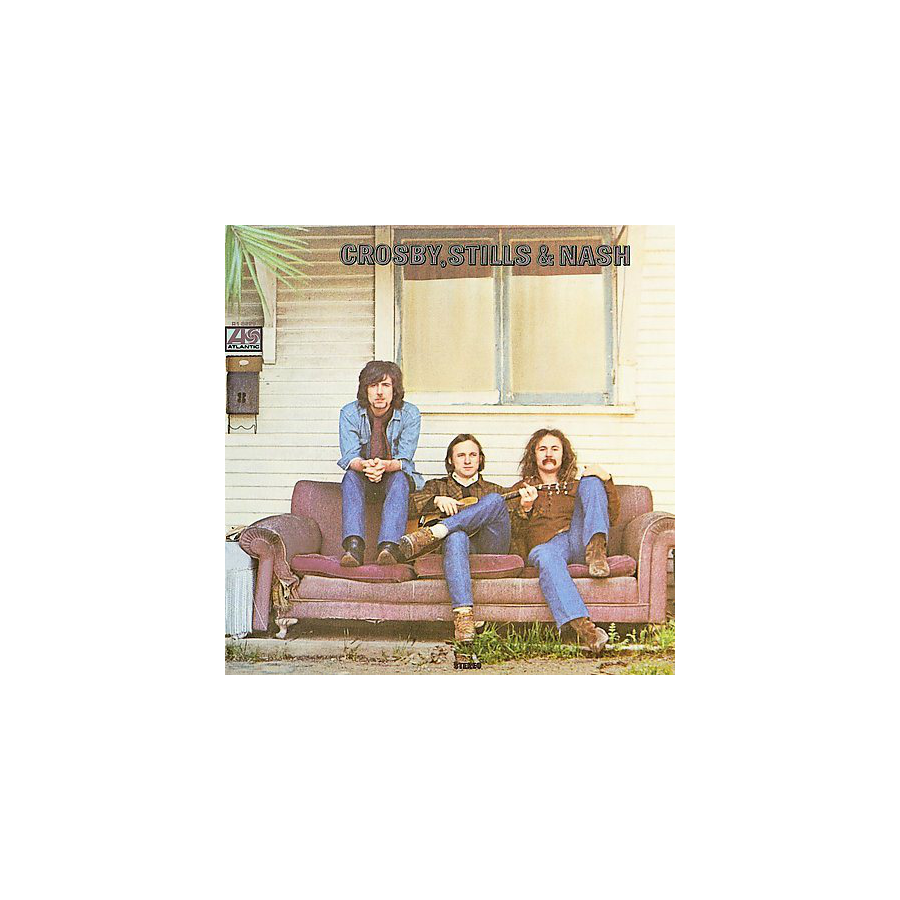 Image For CROSBY, STILLS AND NASH--CROSBY, STILLS AND NASH