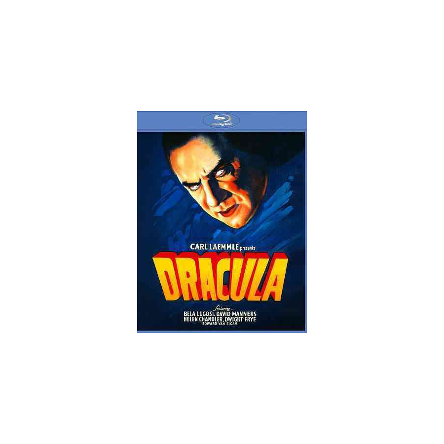 Image For DRACULA--BLU RAY