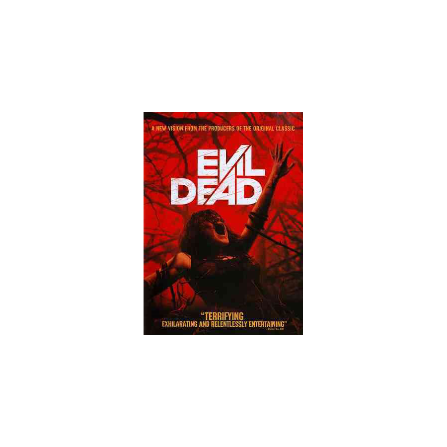 Image For EVIL DEAD - BLU RAY DVD