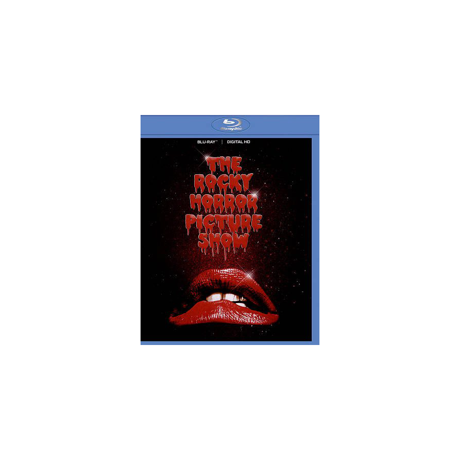 Image For ROCKY HORROR PICTURE SHOW - BLU RAY DVD