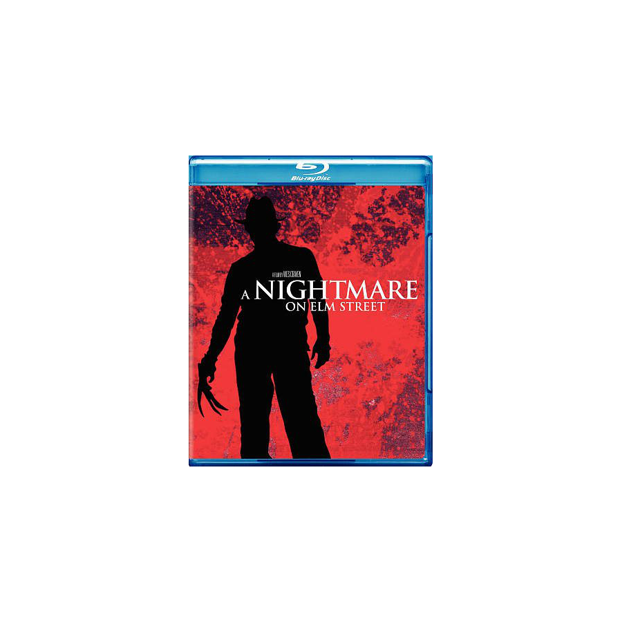 Image For NIGHTMARE ON ELM STREET - BLU RAY DVD