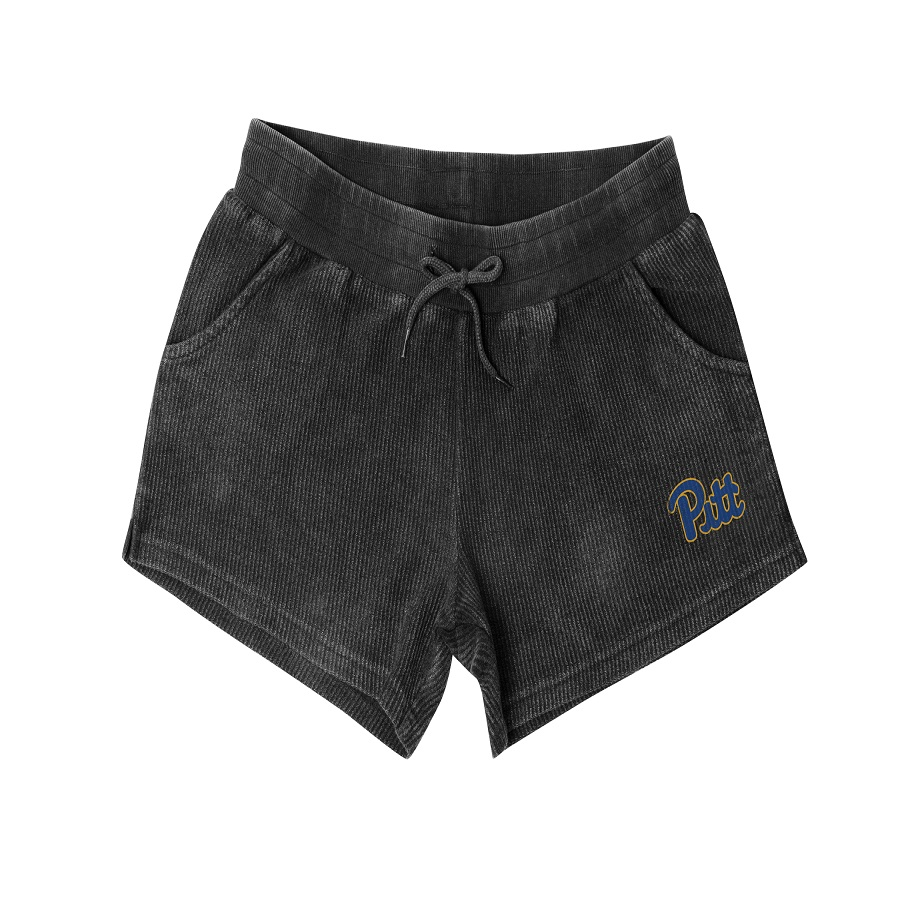 Image For Chicka-d Women's Throwback Vintage Shorts
