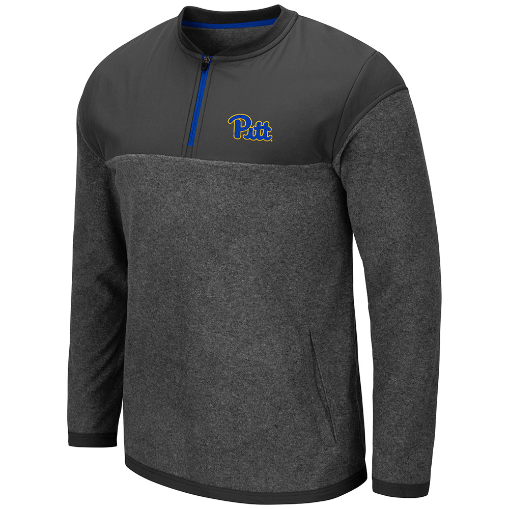 Image For Colosseum Men's Half Zip Pullover