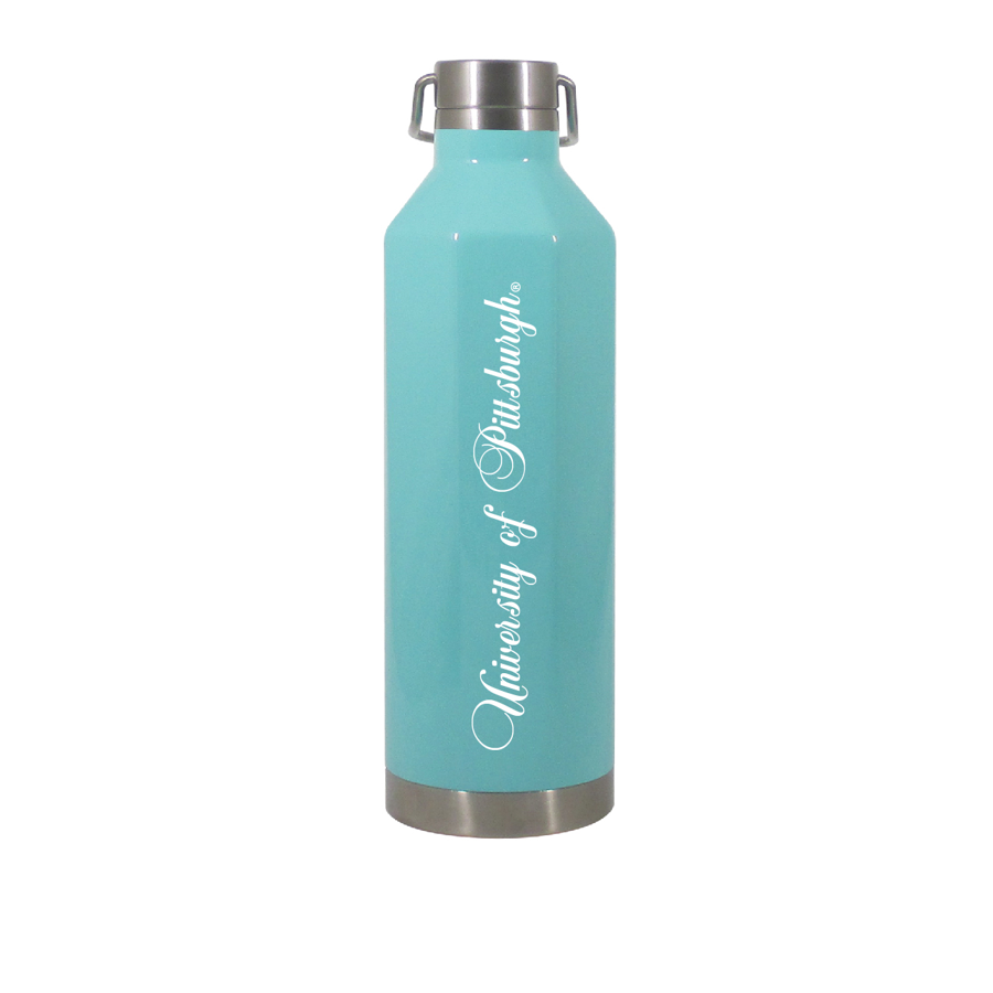 Image For Nordic Napa Bottle in Turquoise
