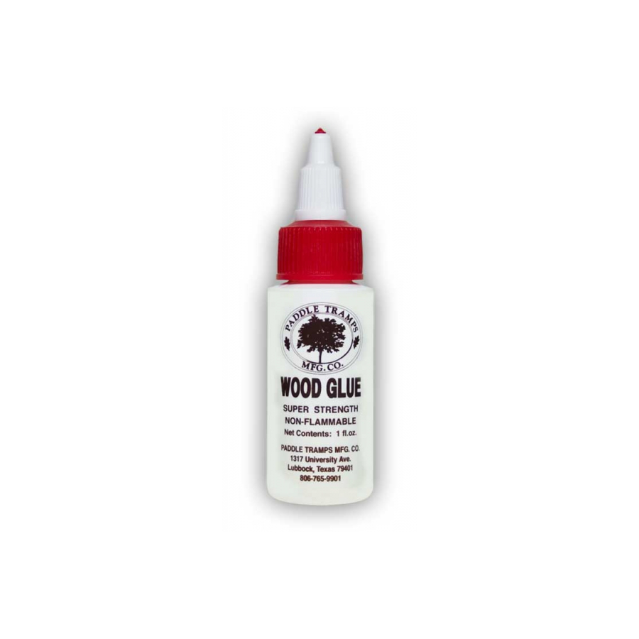 Cover Image For Paddle Tramps Wood Glue - 1 Oz.