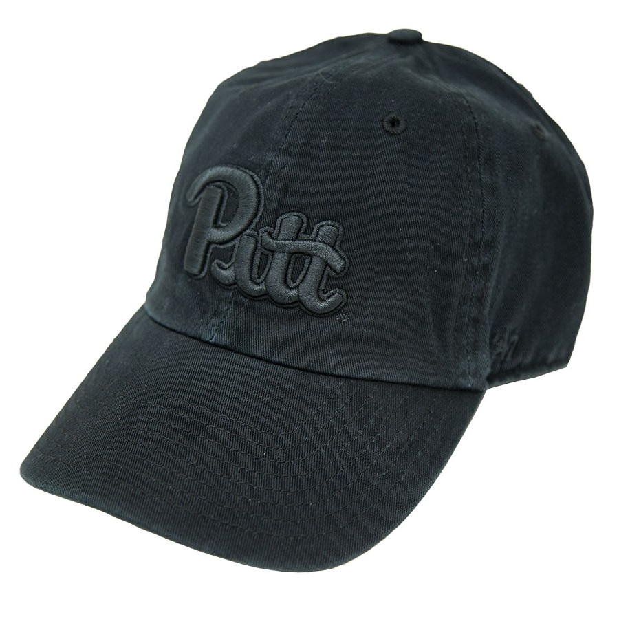 Image For 47 Brand Adult's Pitt Clean Up Hat