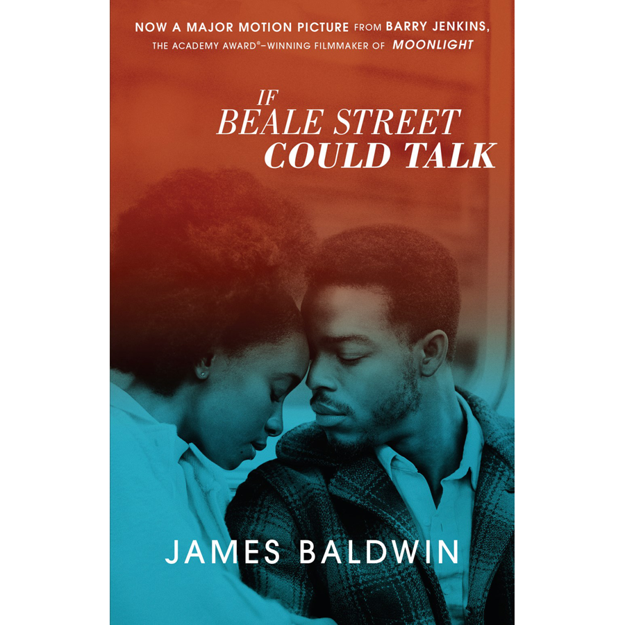 Image For BALDWIN--IF BEALE STREET COULD TALK