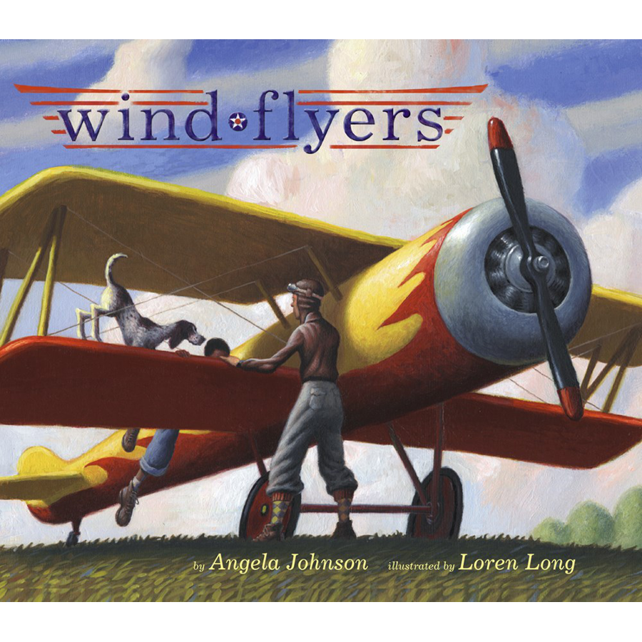 Image For JOHNSON--WIND FLYERS