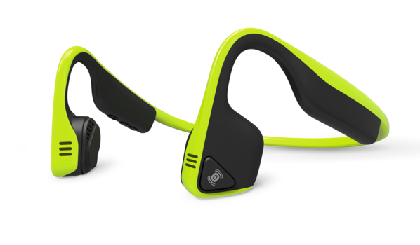 Image For Aftershokz Trekz Titanium Wireless Headphones - Ivy Green