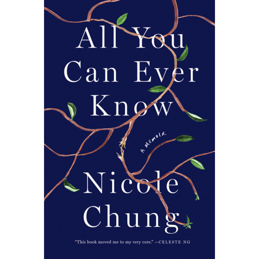 Image For Chung -- All You Can Ever Know