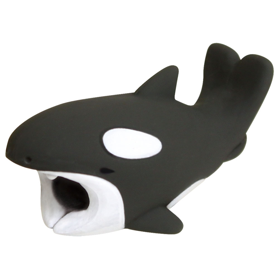 Image For Cable Bites iPhone Cable Holder - Orca
