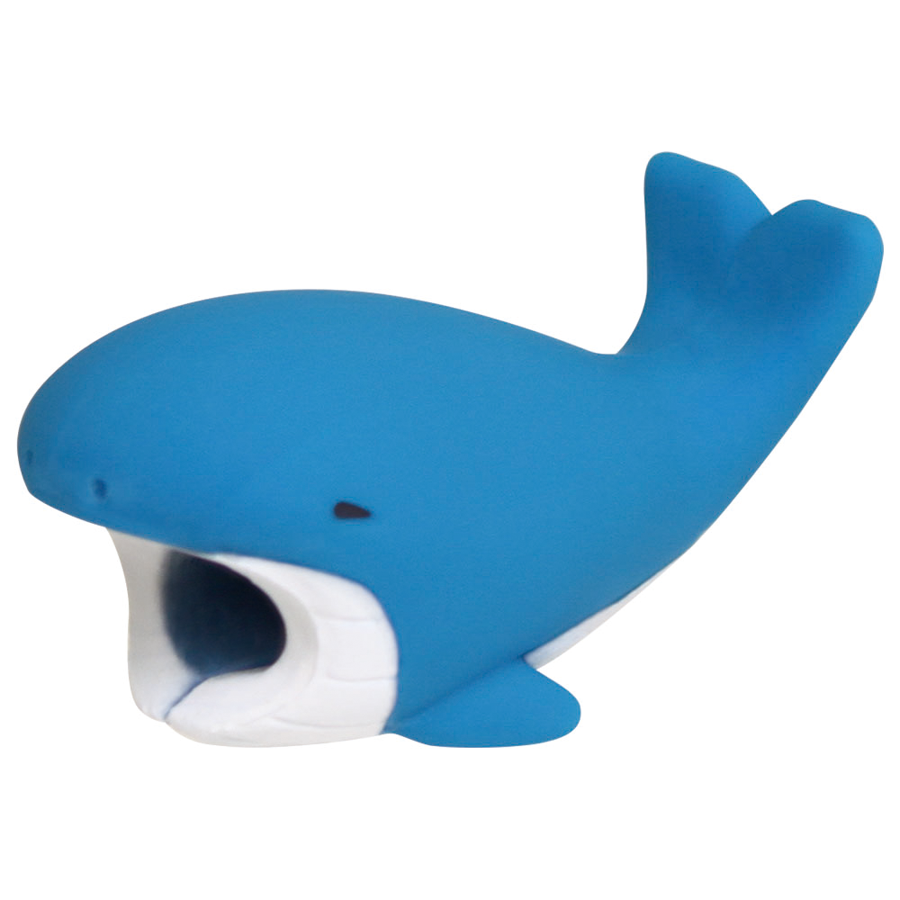 Cover Image For Cable Bites iPhone Cable Holder - Whale