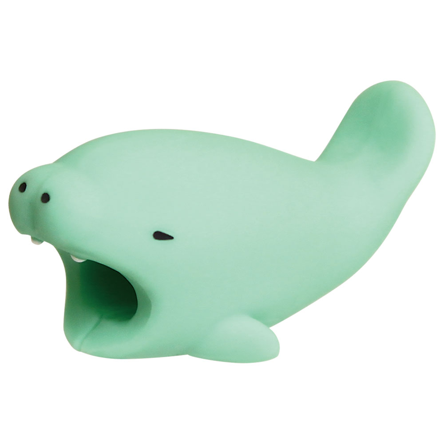 Image For Cable Bites iPhone Cable Holder - Manatee