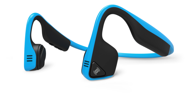 Image For Aftershokz Trekz Titanium Wireless Headphones - Ocean Blue