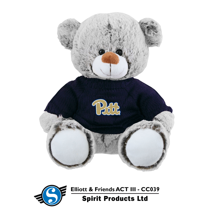 Image For Spirit Frosted Espresso Bear