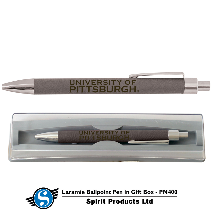 Image For Spirit Laramie Pen in Gray