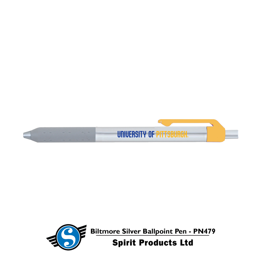 Image For Spirit Products Biltmore pen in Athletic Gold