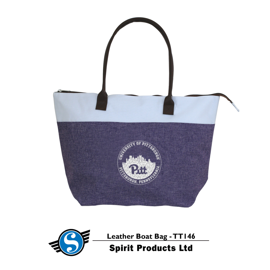 Image For Spirit Products Manchester Tote in Purple