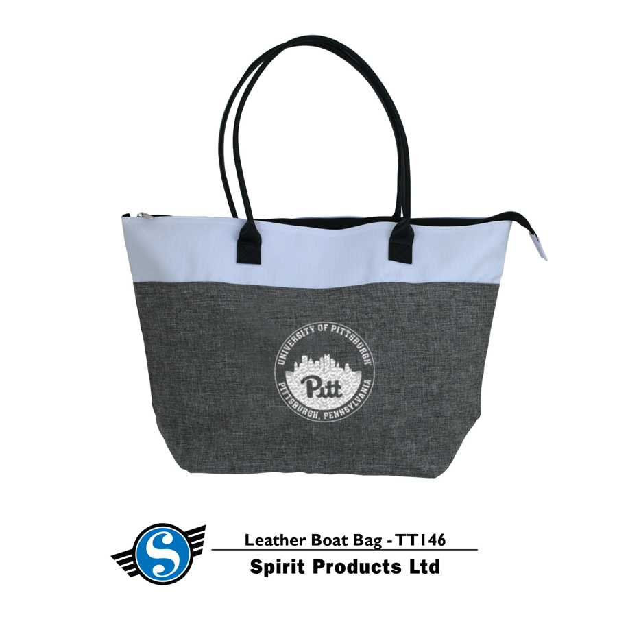 Image For Spirit Products Manchester Tote in Grey