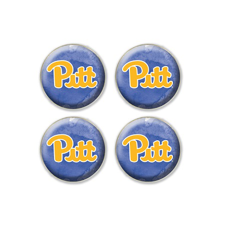 Image For Pitt Fridge Magnets 4 pack