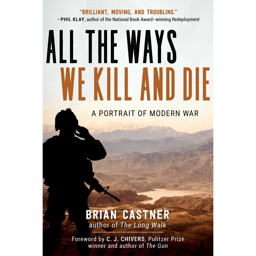 Image For Castner - All the Ways We Kill and Die