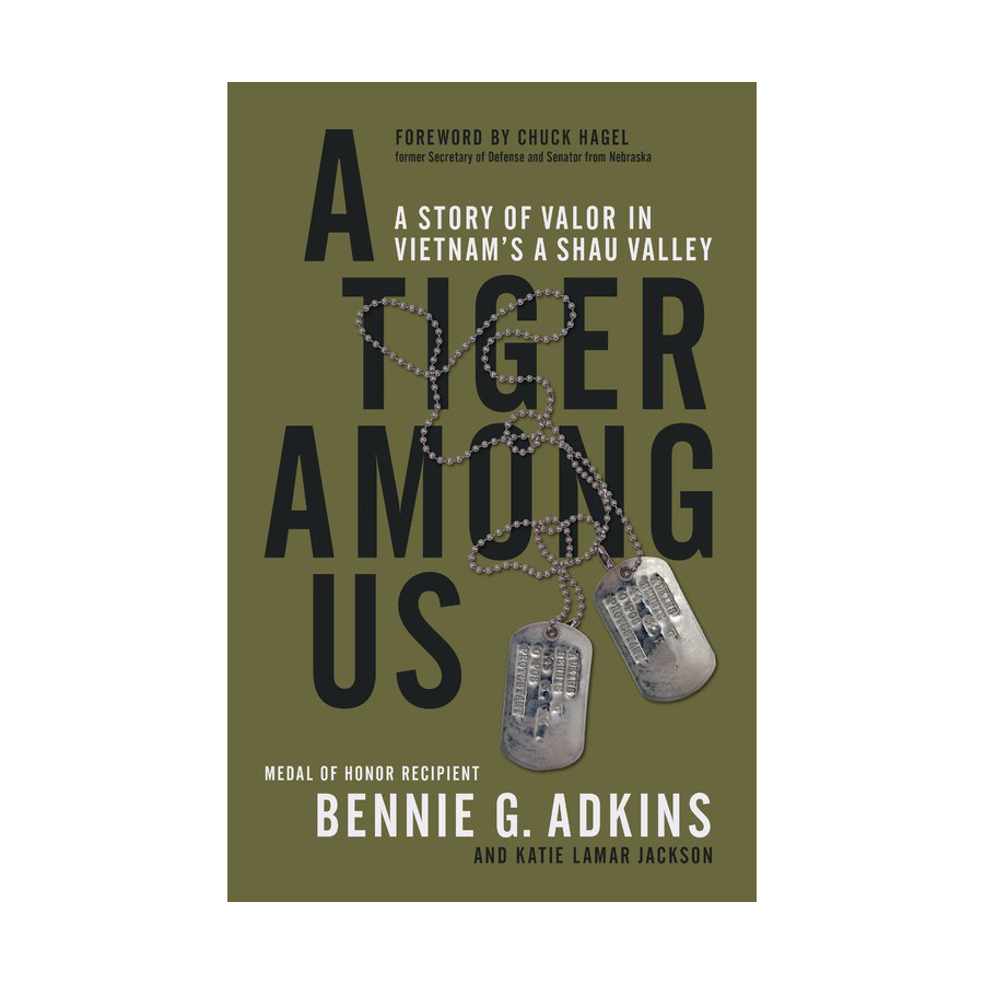 Image For Adkins - A Tiger Among Us