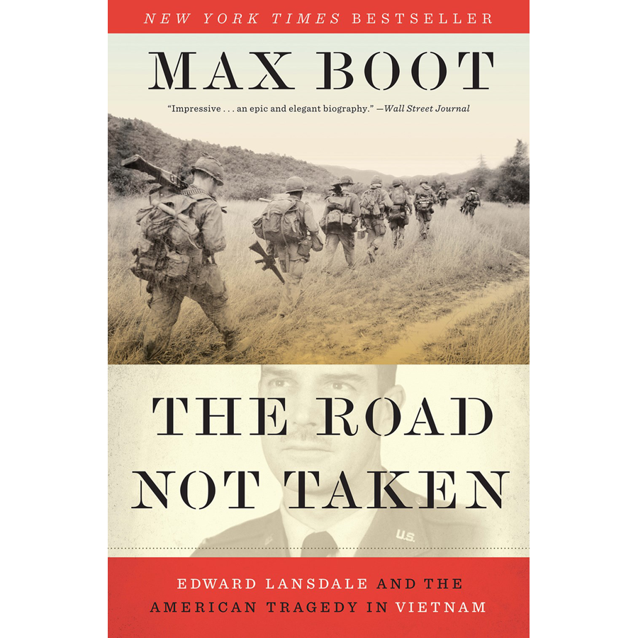 Image For Boot - The Road Not Taken