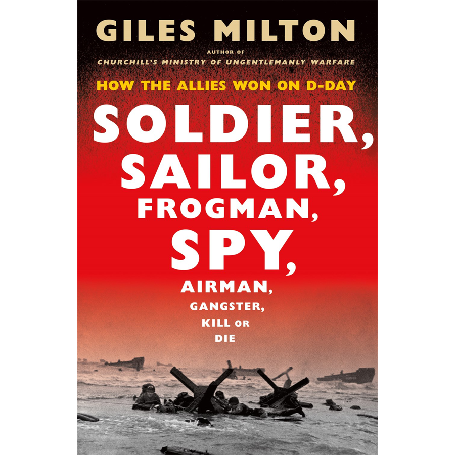 Image For Milton - Soldier, Sailor, Frogman, Spy, Airman, Gangster...