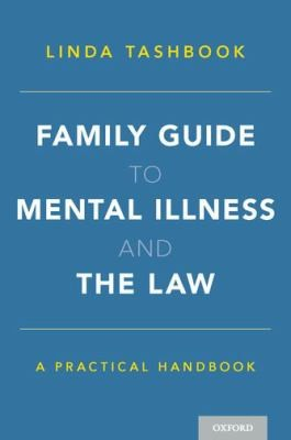 Image For Tashbook - Family Guide to Mental Illness and the Law