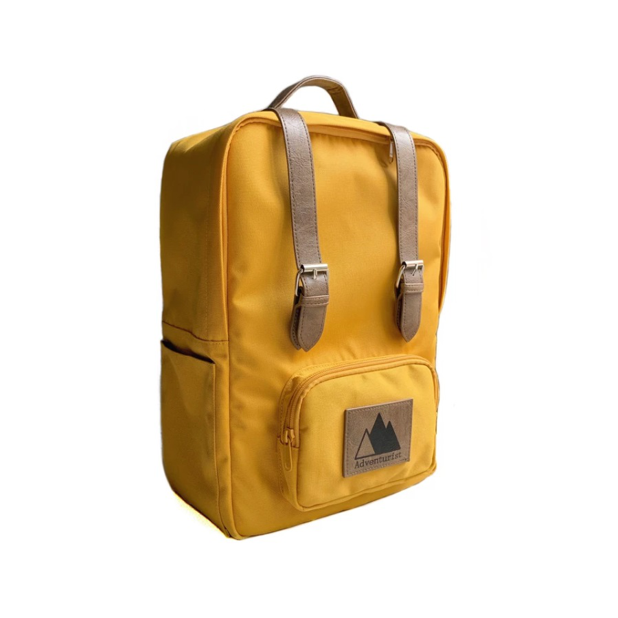 Image For ADVENTURIST BACKPACK CO. -  BACKPACK – SAND