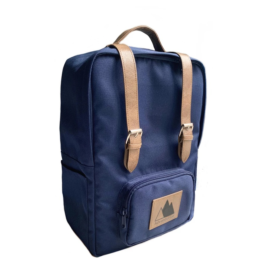 Image For ADVENTURIST BACKPACK CO. -  BACKPACK – NAVY