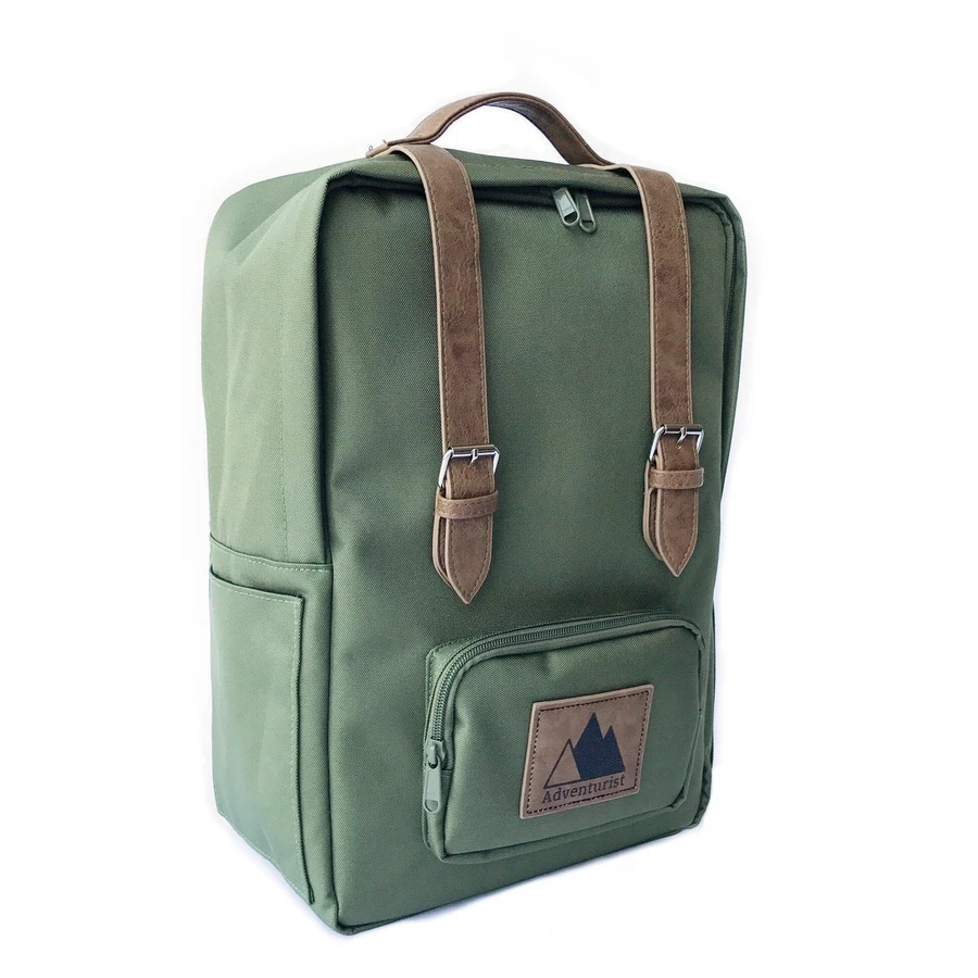 Image For ADVENTURIST BACKPACK CO. -  BACKPACK – PINE