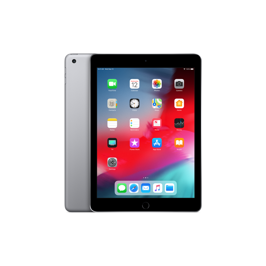 Image For iPad - 9.7in - Space Gray