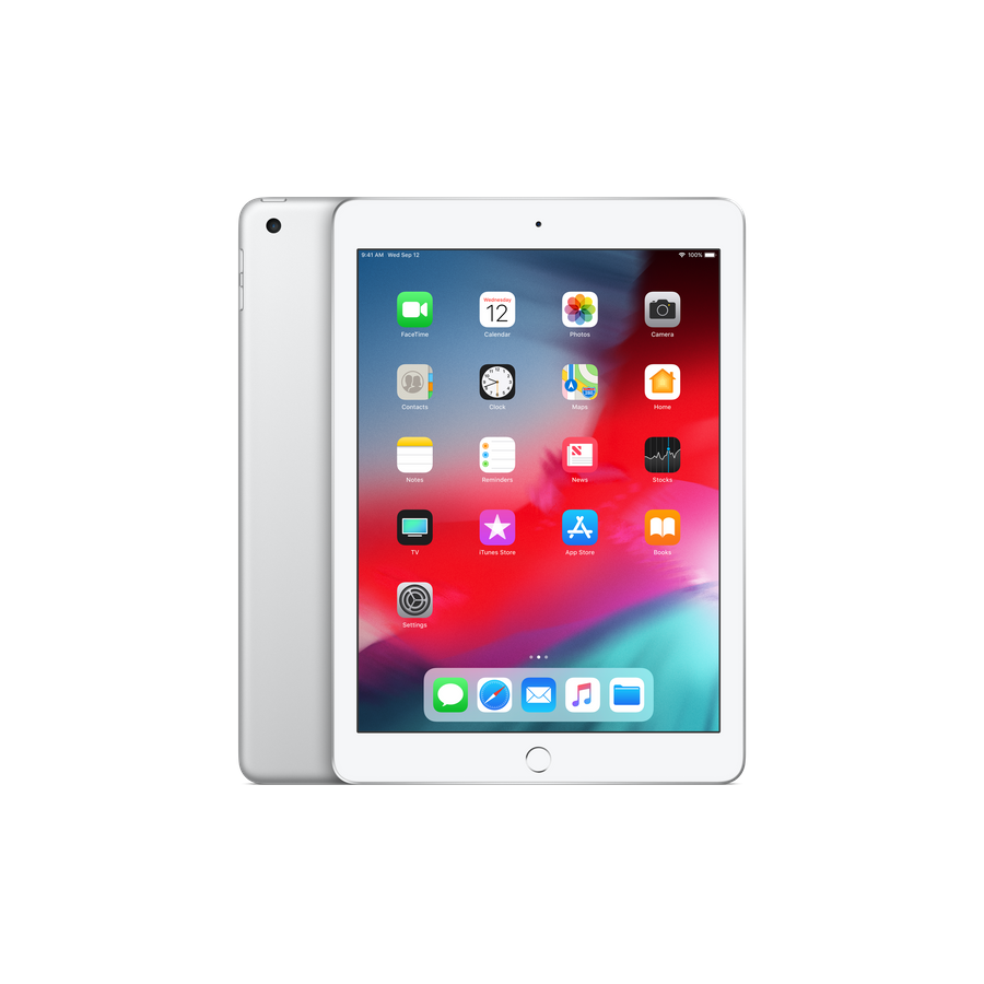 Image For iPad - 9.7in - Silver