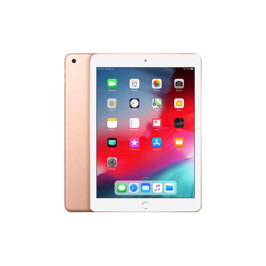Image For iPad - 9.7in - Gold