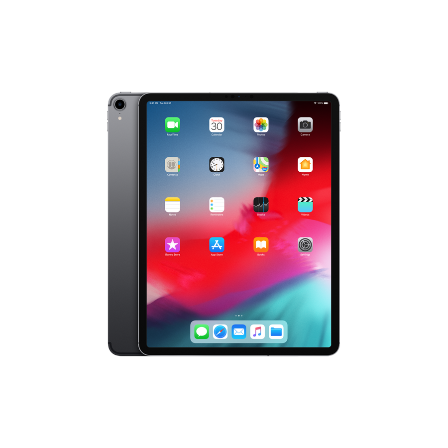 Image For iPad Pro - 12.9in - Space Gray