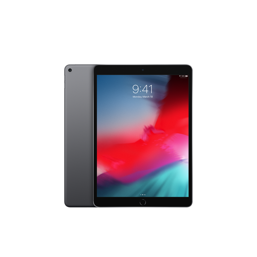 Image For iPad Air - 10.5in - Space Gray