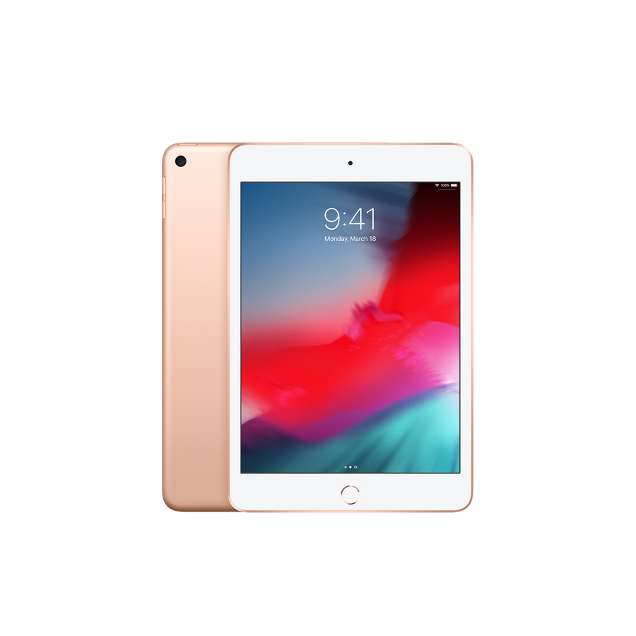 Image For iPad Mini - 7.9in - Gold