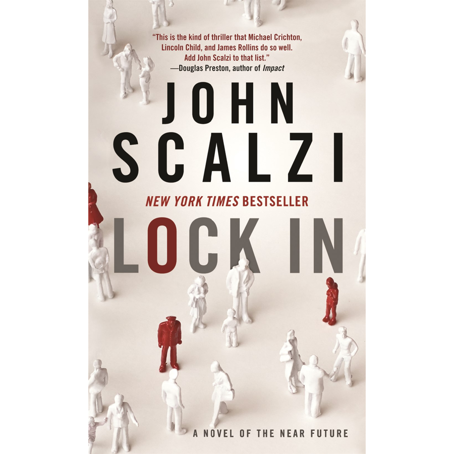 Image For Scalzi - Lock In: A Novel of the Near Future